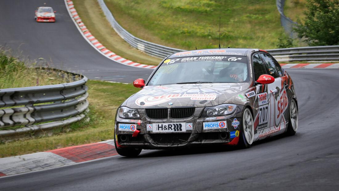 BMW 325i - Startnummer #707 - V4 - NLS 2020 - Langstreckenmeisterschaft - Nürburgring - Nordschleife
