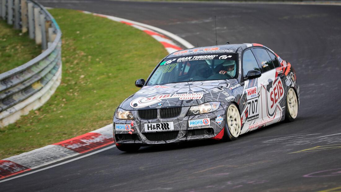 BMW 325i - Startnummer #707 - V4 - NLS 2021 - Langstreckenmeisterschaft - Nürburgring - Nordschleife