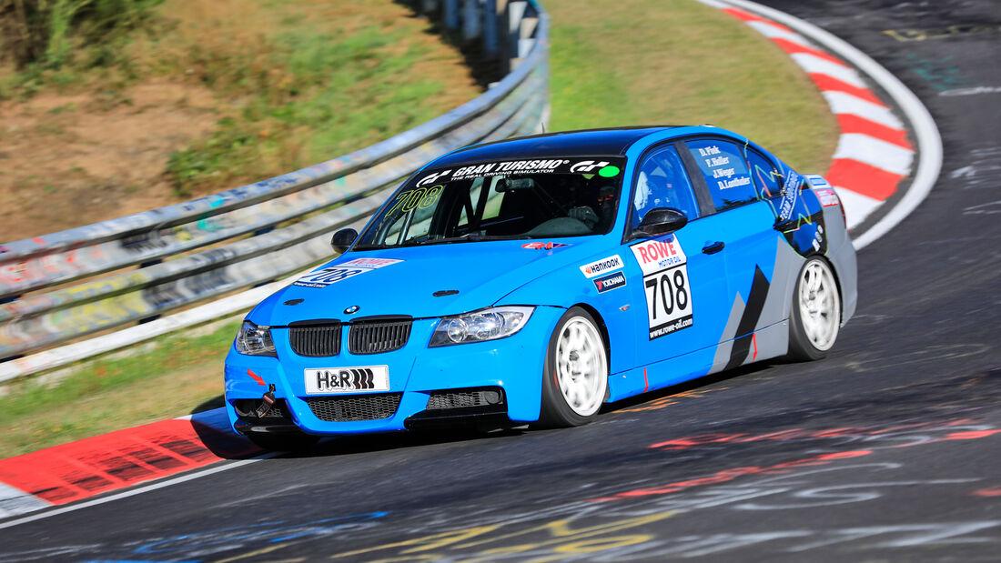 BMW 325i - Startnummer #708 - V4 - NLS 2020 - Langstreckenmeisterschaft - Nürburgring - Nordschleife