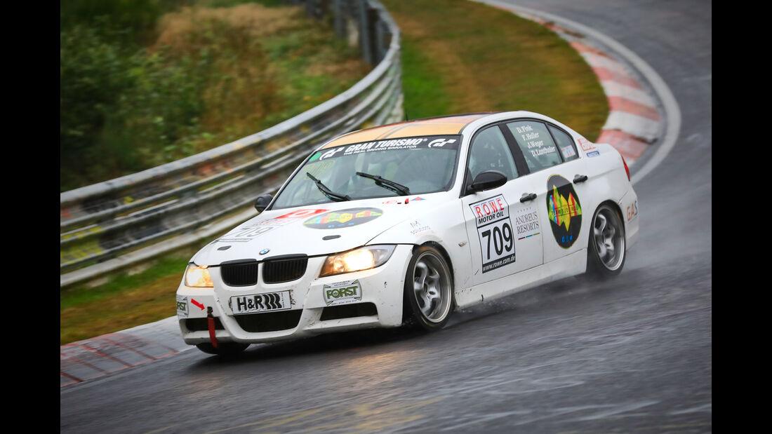 BMW 325i - Startnummer #709 - Dr.Dr. Stein Tveten Motorsport GmbH - V4 - VLN 2019 - Langstreckenmeisterschaft - Nürburgring - Nordschleife