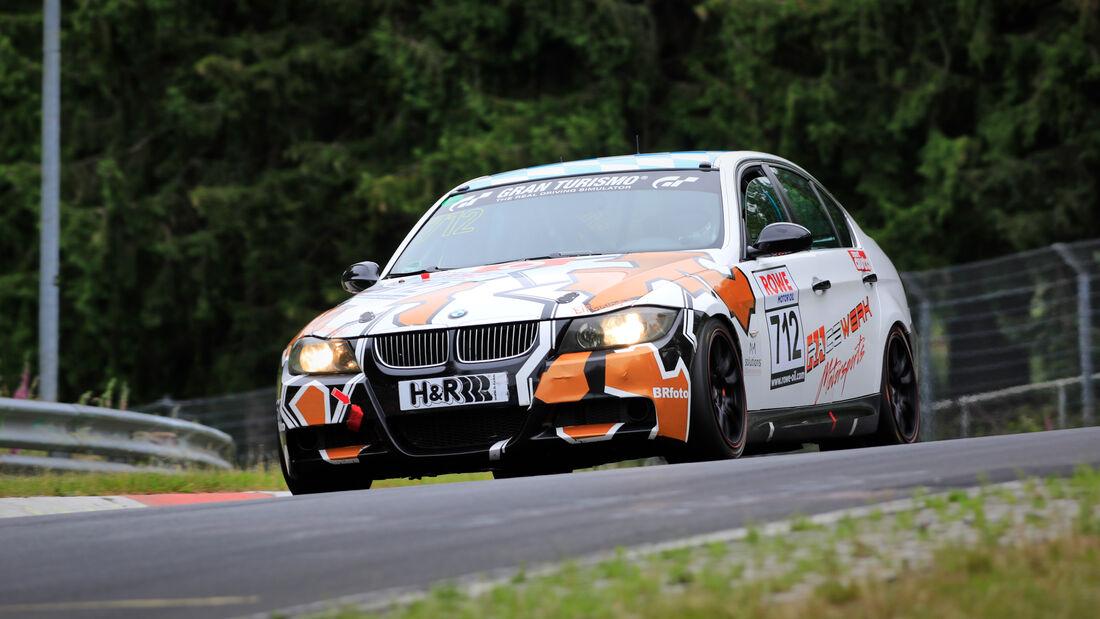BMW 325i - Startnummer #712 - V4 - NLS 2020 - Langstreckenmeisterschaft - Nürburgring - Nordschleife