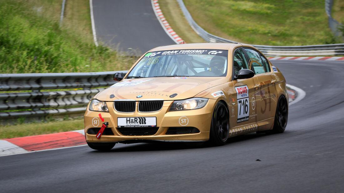 BMW 325i - Startnummer #716 - Dr.Dr. Stein Tveten motorsport GmbH - V4 - NLS 2020 - Langstreckenmeisterschaft - Nürburgring - Nordschleife
