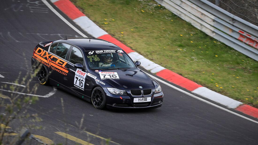 BMW 325i - Startnummer #716 - Dr.Dr. Stein Tveten motorsport GmbH - V4 - NLS 2021 - Langstreckenmeisterschaft - Nürburgring - Nordschleife
