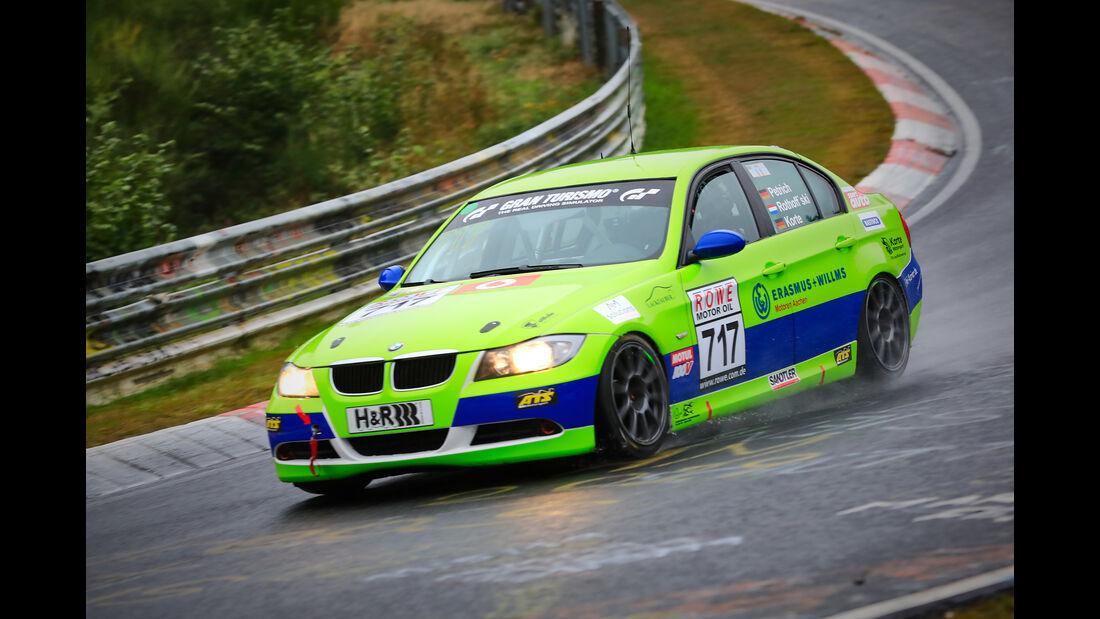 BMW 325i - Startnummer #717 - MC Roetgen e.V. - V4 - VLN 2019 - Langstreckenmeisterschaft - Nürburgring - Nordschleife