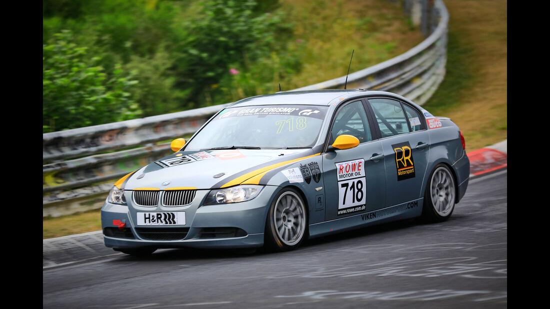BMW 325i - Startnummer #718 - V4 - VLN 2019 - Langstreckenmeisterschaft - Nürburgring - Nordschleife