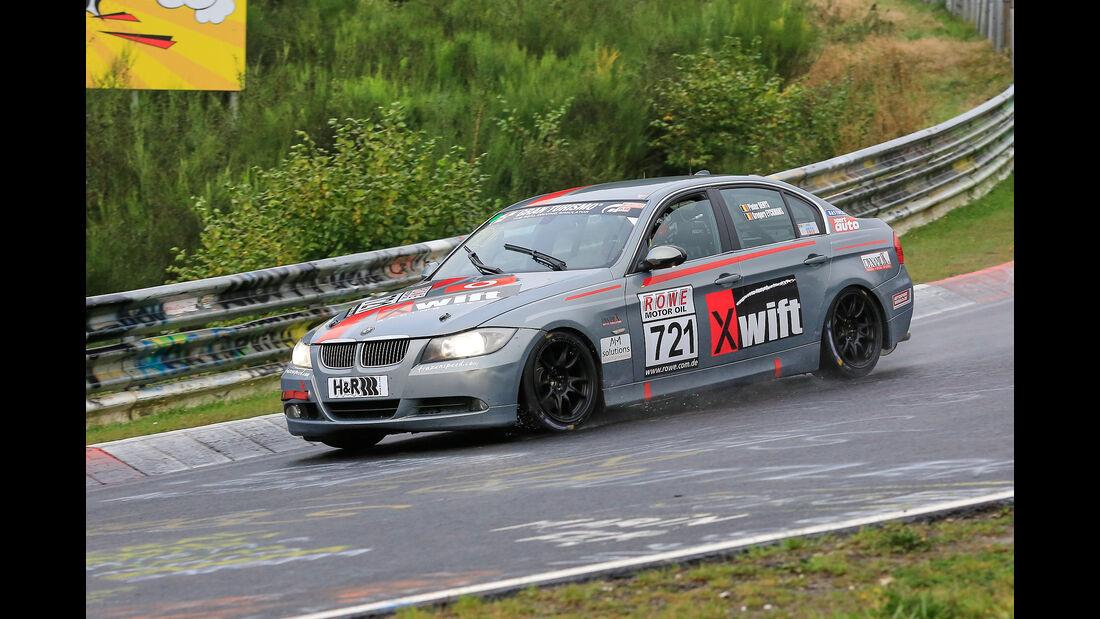 BMW 325i - Startnummer #721 - Pieter Denys - V4 - VLN 2019 - Langstreckenmeisterschaft - Nürburgring - Nordschleife