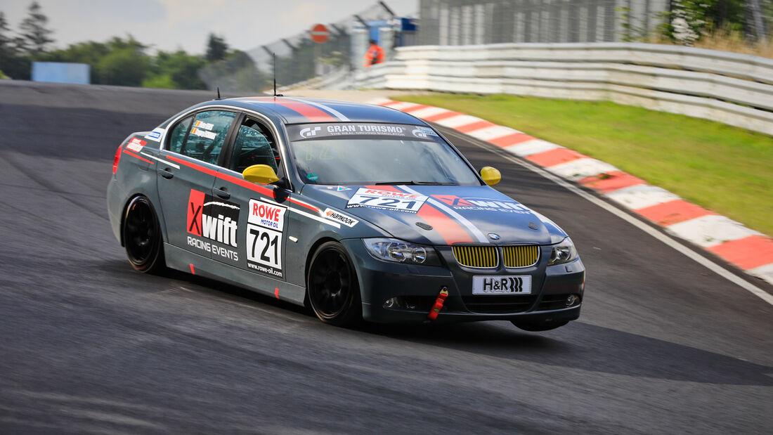 BMW 325i - Startnummer #721 - V4 - NLS 2020 - Langstreckenmeisterschaft - Nürburgring - Nordschleife