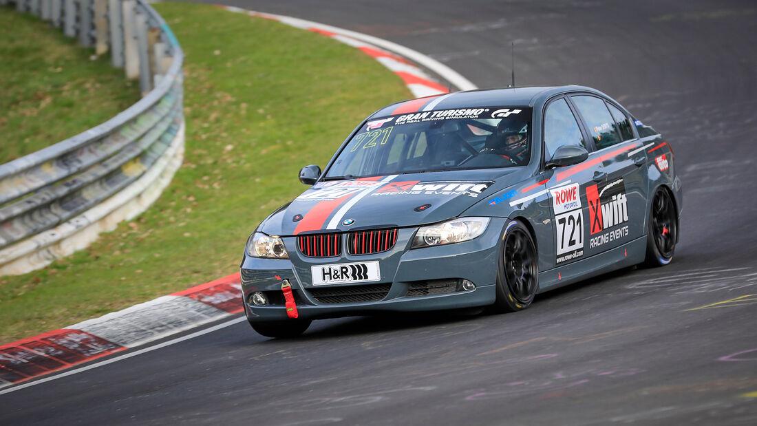BMW 325i - Startnummer #721 - V4 - NLS 2021 - Langstreckenmeisterschaft - Nürburgring - Nordschleife