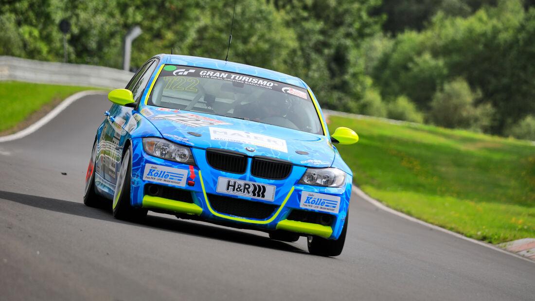 BMW 325i - Startnummer #722 - EPS-RENNSPORT - V4 - NLS 2020 - Langstreckenmeisterschaft - Nürburgring - Nordschleife