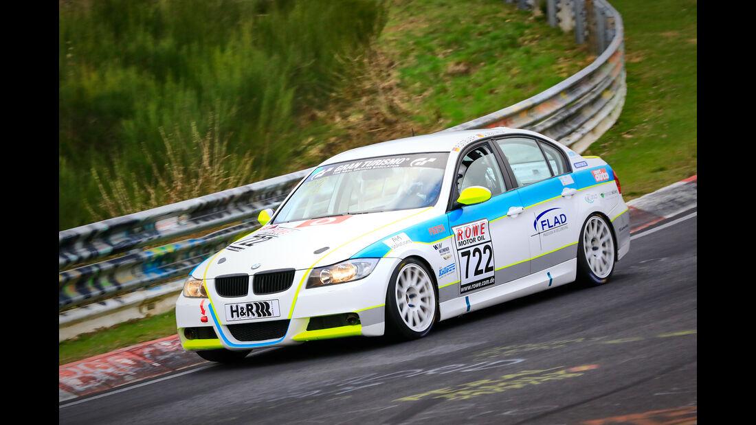 BMW 325i - Startnummer #722 - V4 - VLN 2019 - Langstreckenmeisterschaft - Nürburgring - Nordschleife