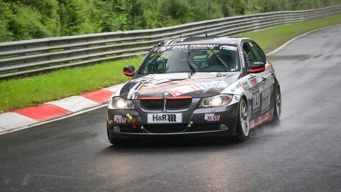 BMW 325i - Startnummer #727 - KKrämer Racing - V4 - NLS 2021 - Langstreckenmeisterschaft - Nürburgring - Nordschleife