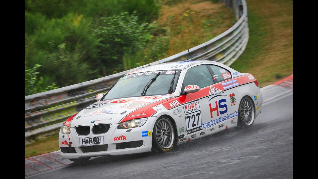 BMW 325i - Startnummer #727 - Team AVIA Sorg Rennsport - V4 - VLN 2019 - Langstreckenmeisterschaft - Nürburgring - Nordschleife