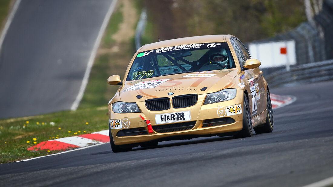 BMW 325i - Startnummer #729 - Dr.Dr. Stein Tveten motorsport GmbH - V4 - NLS 2021 - Langstreckenmeisterschaft - Nürburgring - Nordschleife