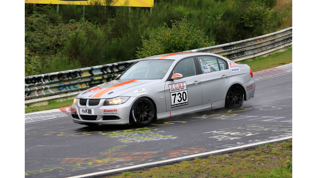 BMW 325i - Startnummer #730 - MSC Wahlscheid - V4 - VLN 2019 - Langstreckenmeisterschaft - Nürburgring - Nordschleife