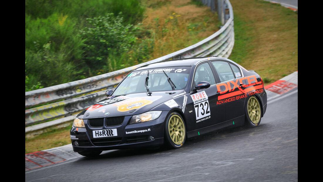BMW 325i - Startnummer #732 - V4 - VLN 2019 - Langstreckenmeisterschaft - Nürburgring - Nordschleife