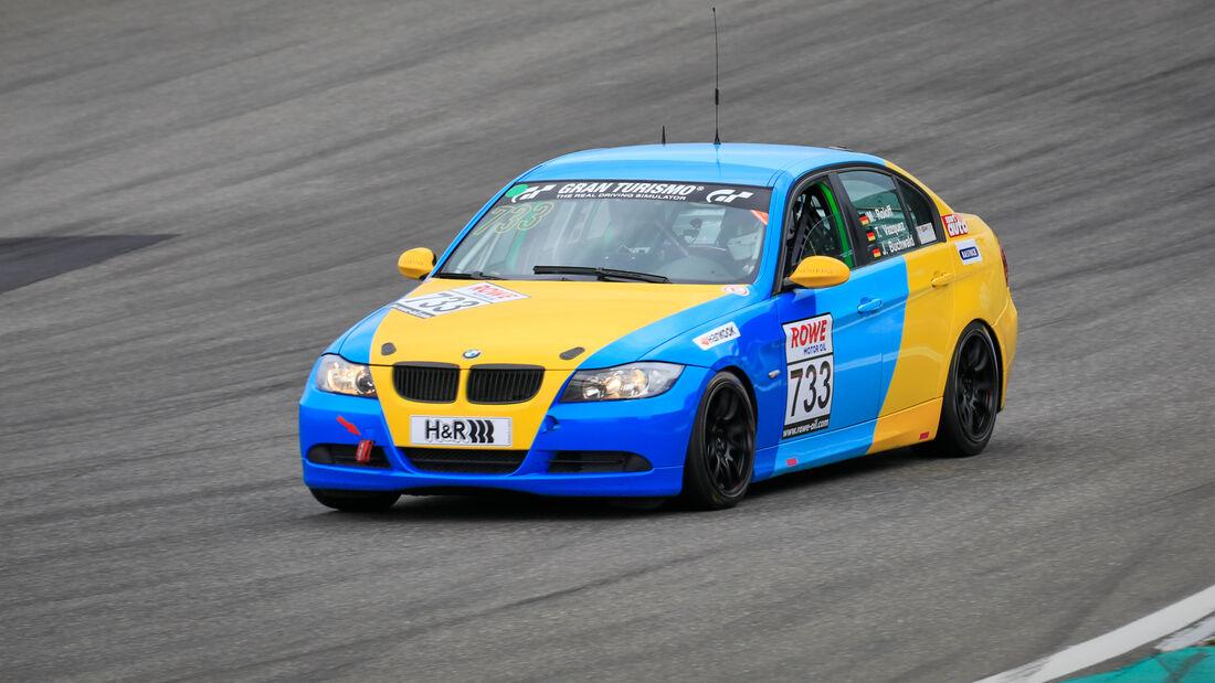 BMW 325i - Startnummer #733 - V4 - NLS 2020 - Langstreckenmeisterschaft - Nürburgring - Nordschleife