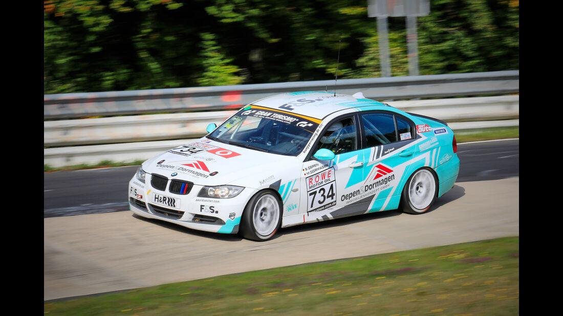 BMW 325i - Startnummer #734 - Hofor Racing - V4 - VLN 2019 - Langstreckenmeisterschaft - Nürburgring - Nordschleife