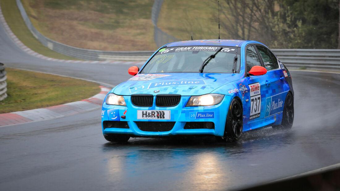 BMW 325i - Startnummer #737 - TM-Racing by PLUSLINE AG - V4 - NLS 2021 - Langstreckenmeisterschaft - Nürburgring - Nordschleife