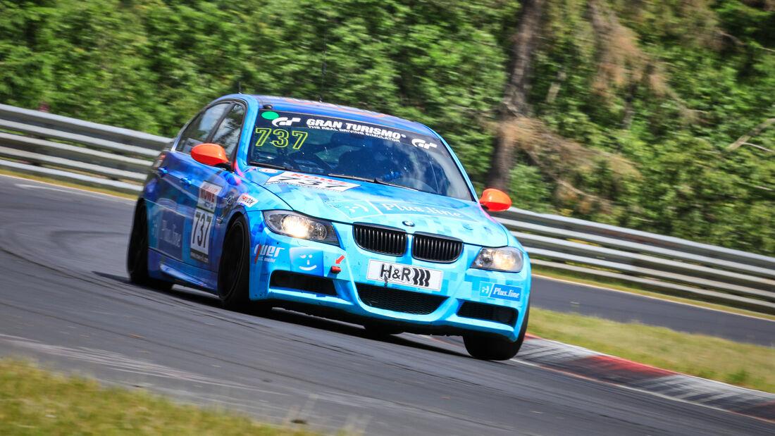 BMW 325i - Startnummer #737 - rent2drive-FAMILIA-racing - V4 - NLS 2020 - Langstreckenmeisterschaft - Nürburgring - Nordschleife