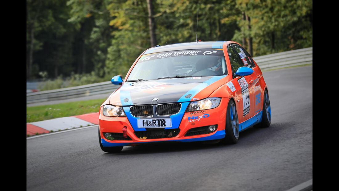 BMW 325i - Startnummer #739 - V4 - VLN 2019 - Langstreckenmeisterschaft - Nürburgring - Nordschleife