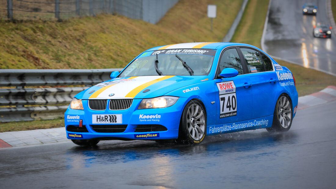 BMW 325i - Startnummer #740 - MSC Wahlscheid Keeevin Sports & Racing - V4 - NLS 2021 - Langstreckenmeisterschaft - Nürburgring - Nordschleife