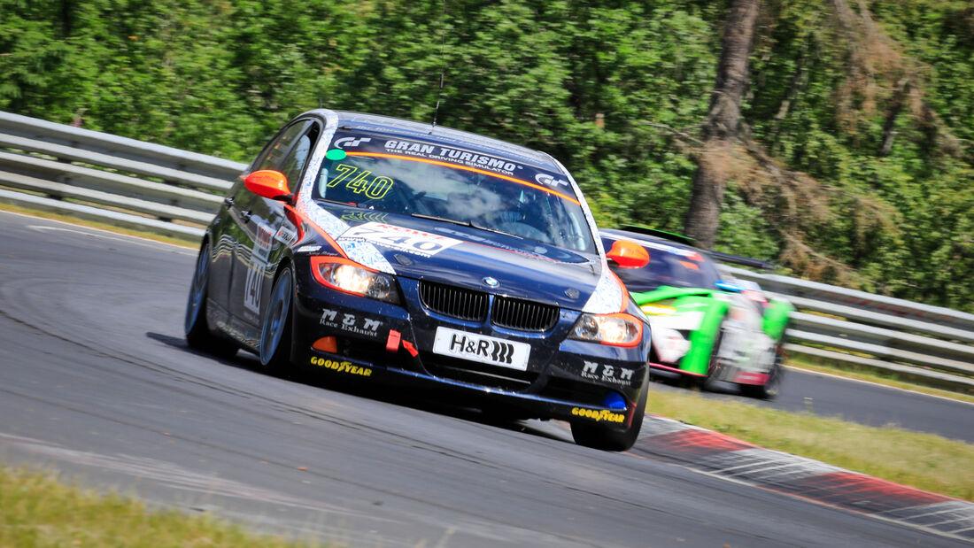 BMW 325i - Startnummer #740 - SFG Schönau e.V. im ADAC - V4 - NLS 2020 - Langstreckenmeisterschaft - Nürburgring - Nordschleife