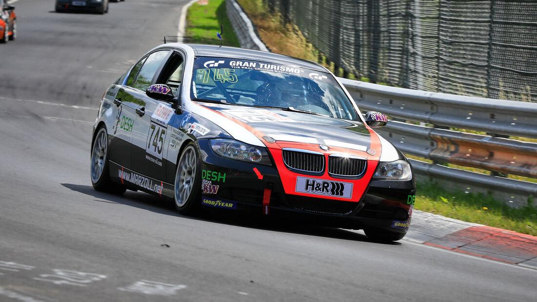 BMW 325i - Startnummer #745 - Hofor Racing - V4 - NLS 2020 - Langstreckenmeisterschaft - Nürburgring - Nordschleife