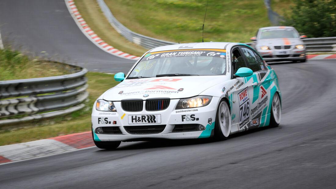 BMW 325i - Startnummer #746 - V4 - NLS 2020 - Langstreckenmeisterschaft - Nürburgring - Nordschleife