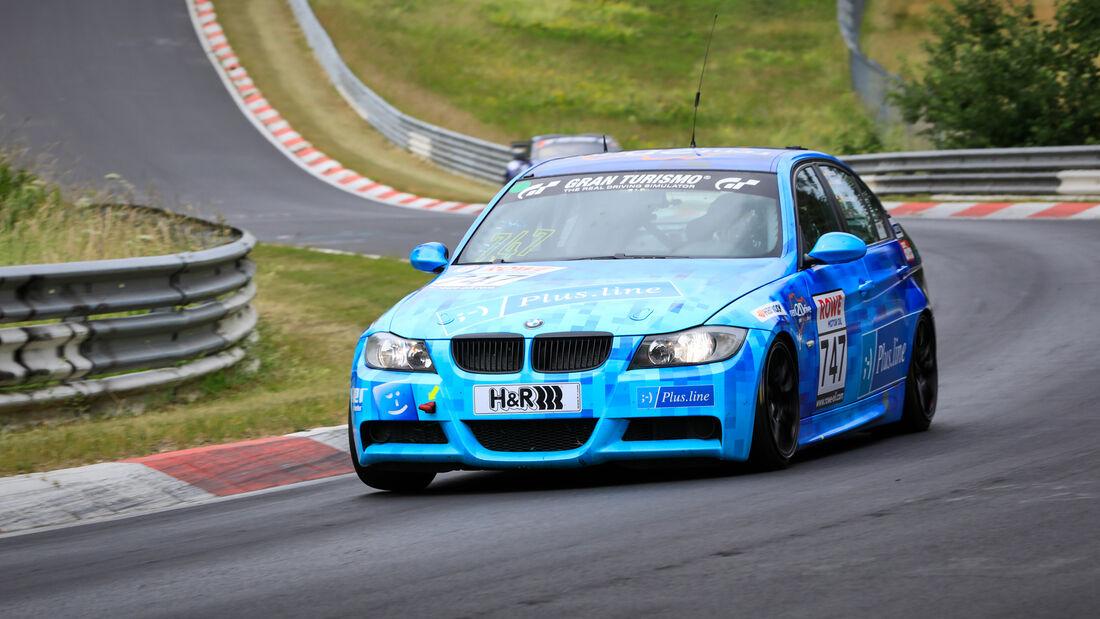 BMW 325i - Startnummer #747 - rent2drive-FAMILIA-racing - V4 - NLS 2020 - Langstreckenmeisterschaft - Nürburgring - Nordschleife
