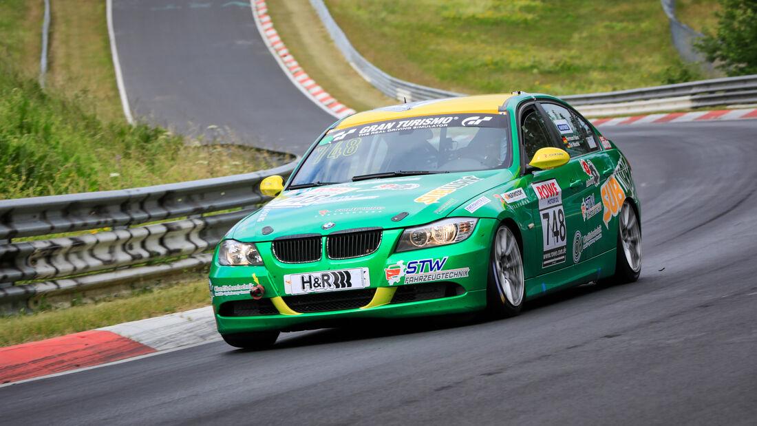 BMW 325i - Startnummer #748 - V4 - NLS 2020 - Langstreckenmeisterschaft - Nürburgring - Nordschleife