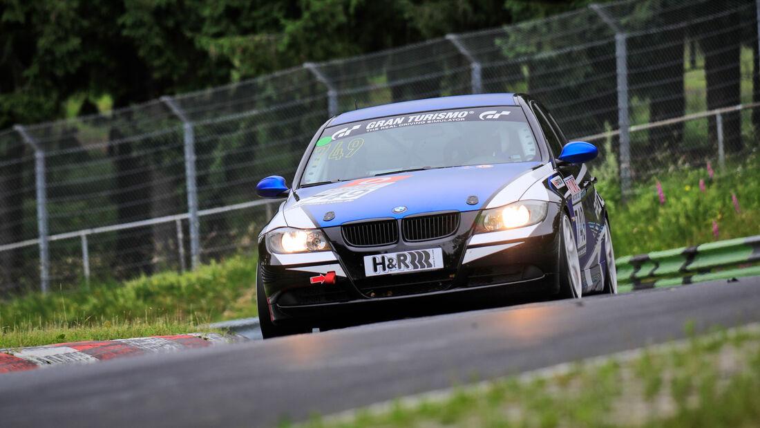 BMW 325i - Startnummer #749 - V4 - NLS 2020 - Langstreckenmeisterschaft - Nürburgring - Nordschleife