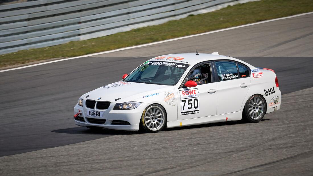 BMW 325i - Startnummer #750 - V4 -NLS 2021 - Langstreckenmeisterschaft - Nürburgring - Nordschleife