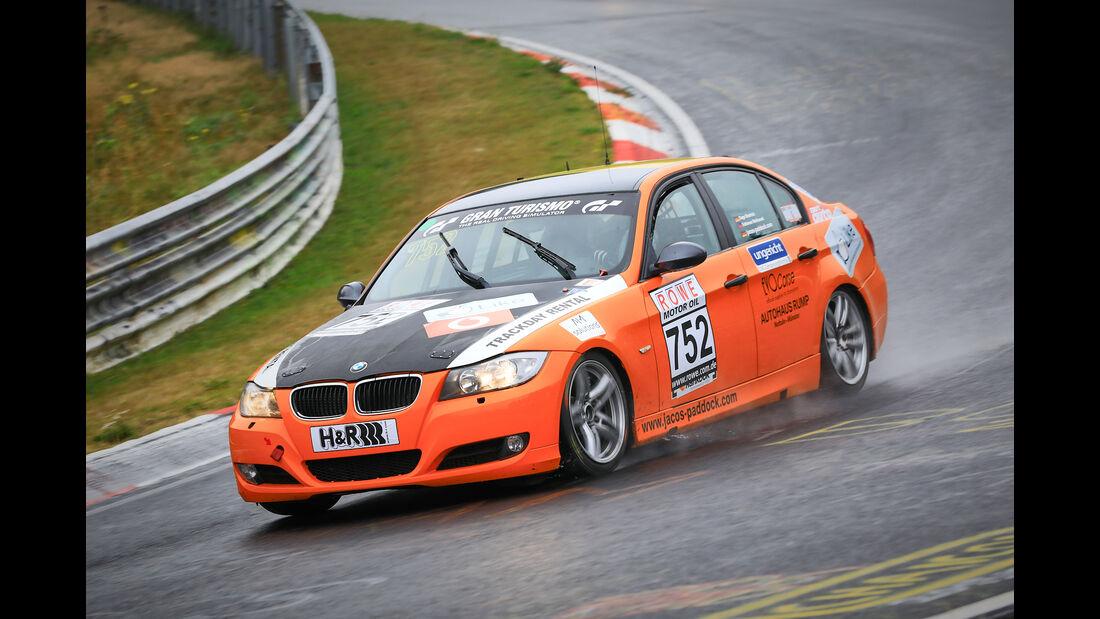 BMW 325i - Startnummer #752 - V4 - VLN 2019 - Langstreckenmeisterschaft - Nürburgring - Nordschleife