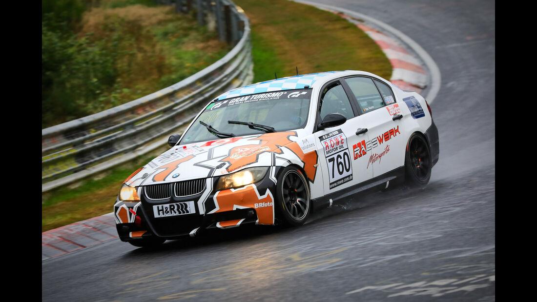 BMW 325i - Startnummer #760 - V4 - VLN 2019 - Langstreckenmeisterschaft - Nürburgring - Nordschleife