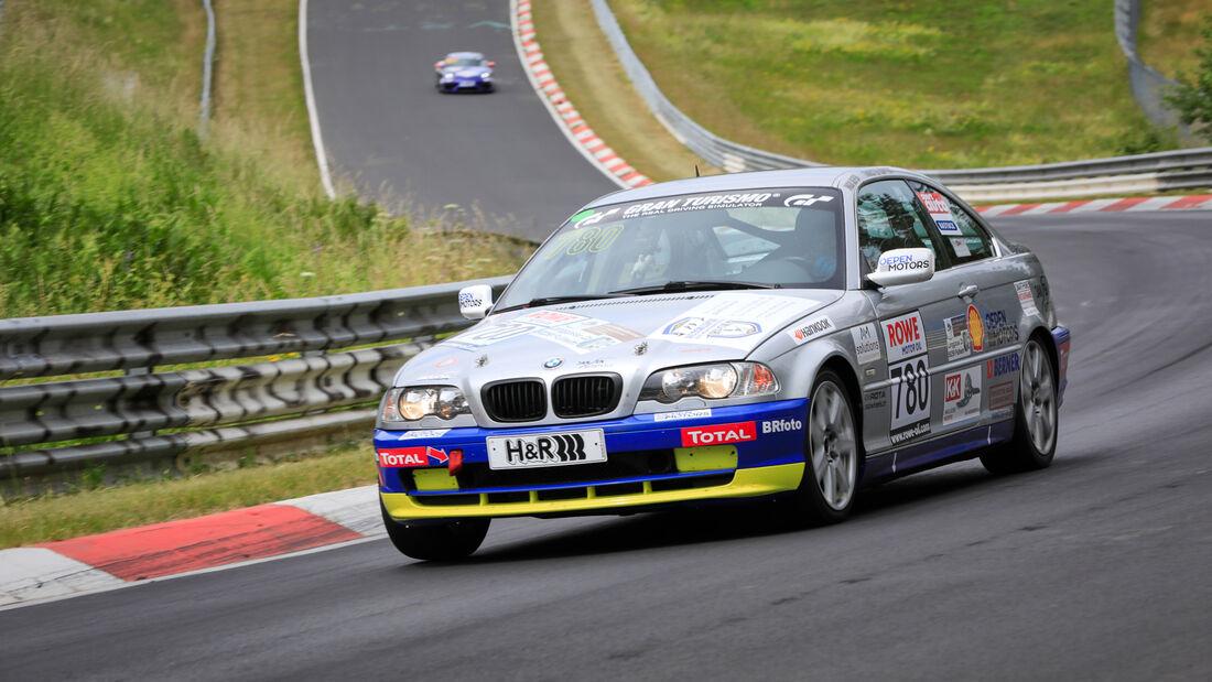 BMW 325i - Startnummer #780 - V4 - NLS 2020 - Langstreckenmeisterschaft - Nürburgring - Nordschleife