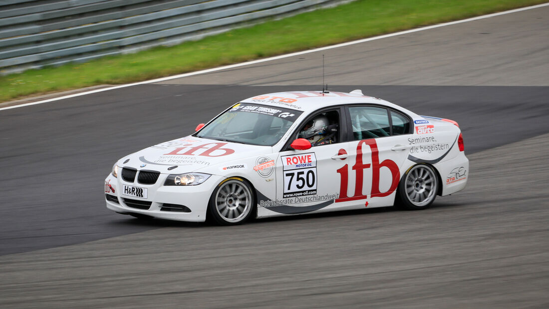 BMW 325i - Startnummmer #750 - V4 - NLS 2020 - Langstreckenmeisterschaft - Nürburgring - Nordschleife