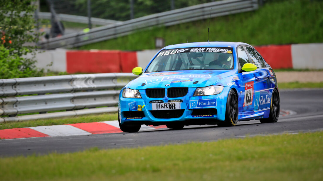 BMW 325i - TM-Racing by PLUSLINE AG - Startnummer #153 - V 4 - 24h-Rennen - Nürburgring - Nordschleife - 03. - 06. Juni 2021