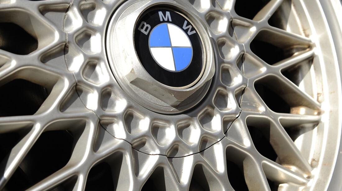 BMW 325i Touring, Felge, Detail