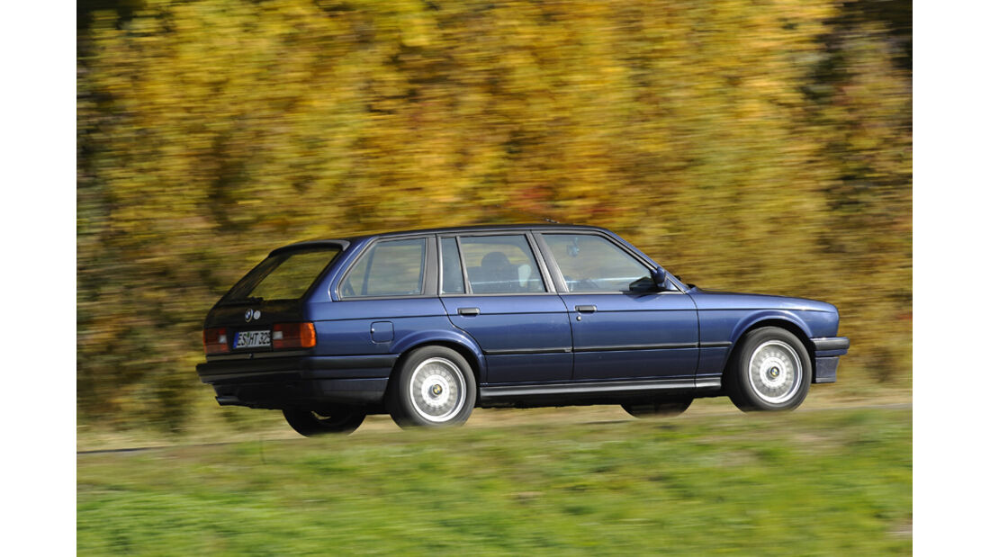 BMW 325i Touring, Seitenansicht