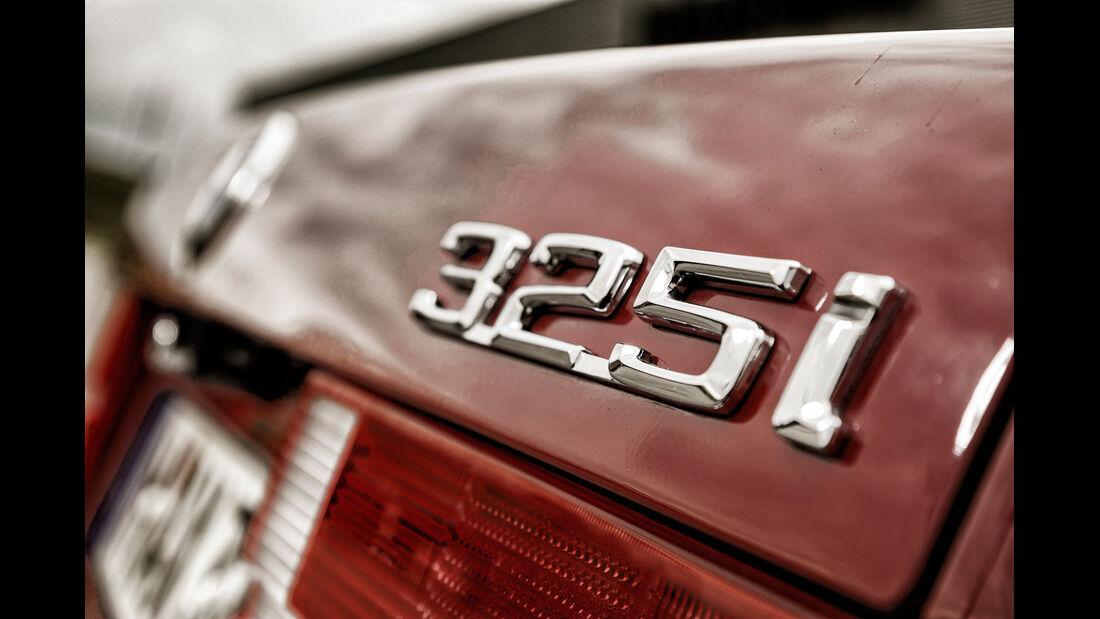 BMW 325i, Typenbezeichnung