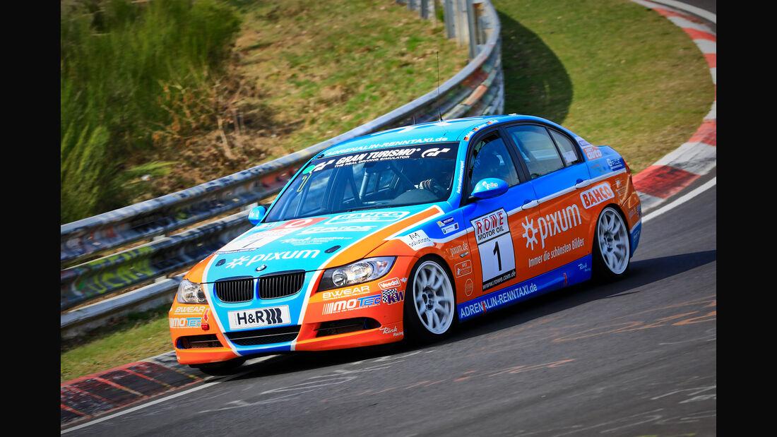BMW 325i e90 - Startnummer #1 - Pixum Team Adrenalin Motorsport - V4 - VLN 2019 - Langstreckenmeisterschaft - Nürburgring - Nordschleife