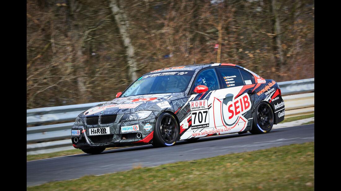 BMW 325i e90 - Startnummer #707 - V4 - VLN 2019 - Langstreckenmeisterschaft - Nürburgring - Nordschleife