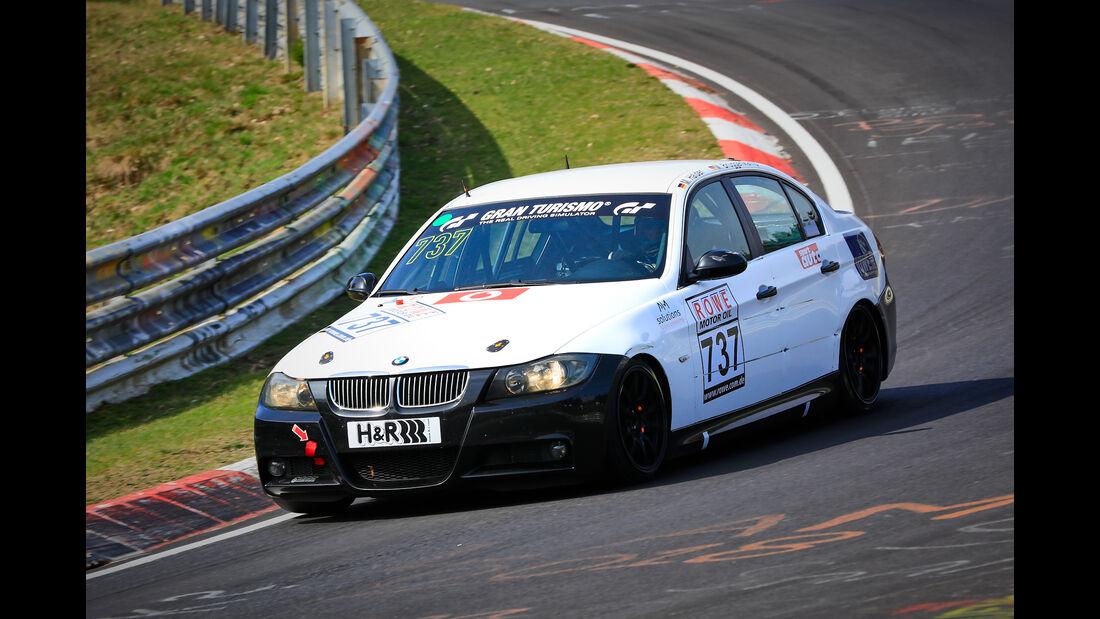 BMW 325i e90 - Startnummer #737 - Lubner Motorsport - V4 - VLN 2019 - Langstreckenmeisterschaft - Nürburgring - Nordschleife