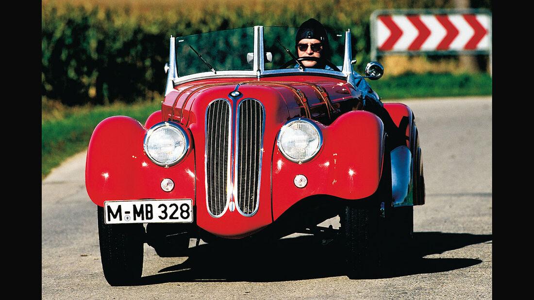 BMW 328 Cabrio Baujahr 1936