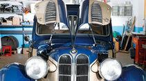 BMW 328, Frontansicht