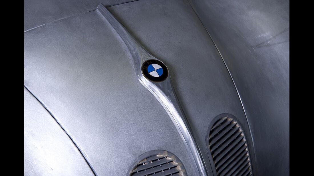BMW 328 Kamm Coupé - BMW-Emblem