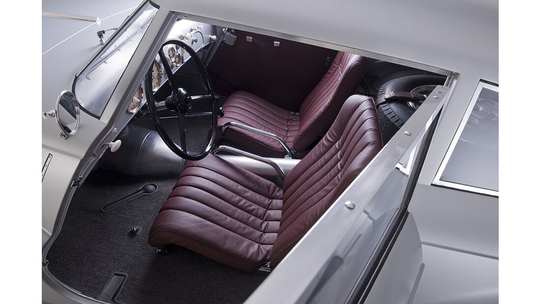 BMW 328 Kamm Coupé - Interieur