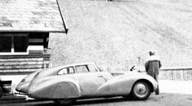 BMW 328 Kamm Coupé - historische Aufnahme