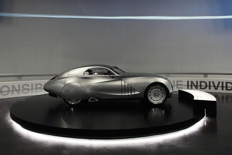 BMW 328 MM Concept Car