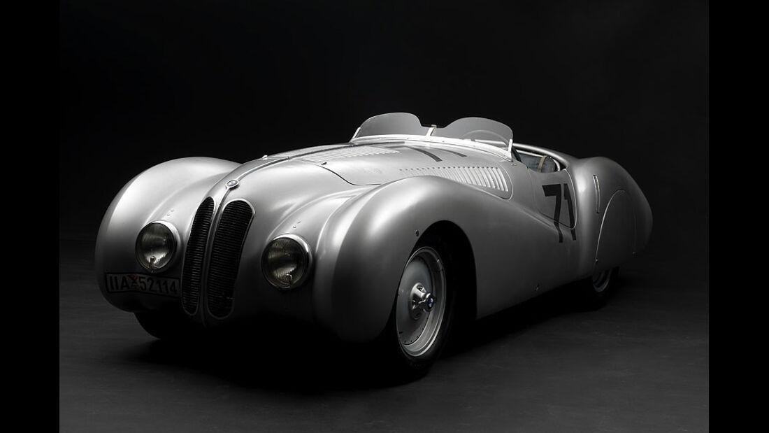 "BMW 328 Mille Miglia ""Bügelfalte"" - RM-Auctions"